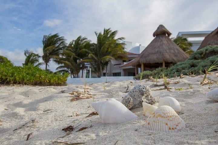 Casa  Casares, San Benito Beach