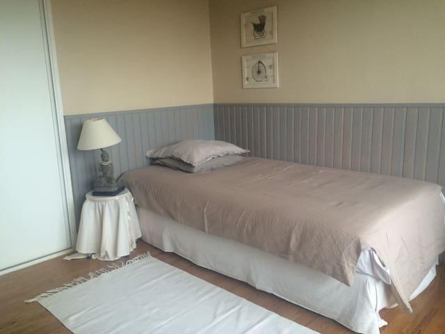 chambre chez l'habitant - Lannemezan - Leilighet