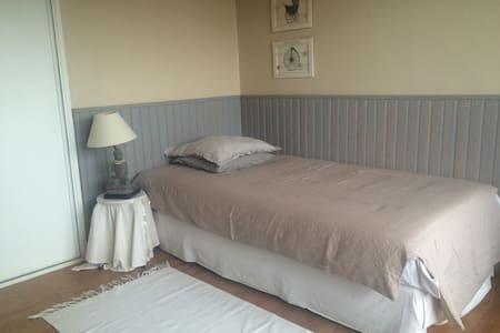 chambre chez l'habitant - Lannemezan - Appartement
