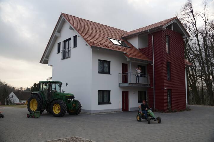 Ferienhof Lohr Urlaub auf dem Bauernhof
