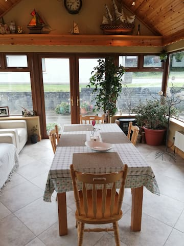 Quiet, Relaxing and Friendly Kerry Home.