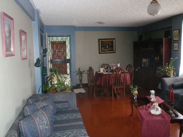 Rooms in the heart of San José (Breakfast incl.) - San José - Guesthouse