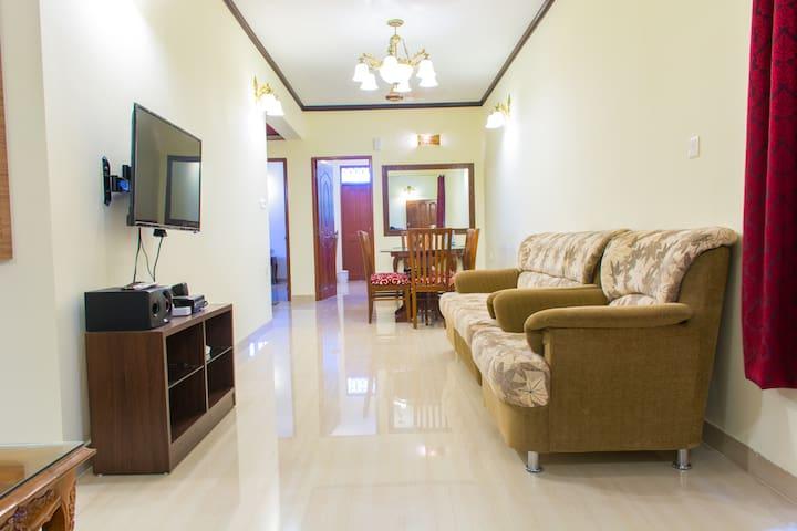 Luxurious 2BHK@Saudades Majorda,Goa - Majorda - Leilighet