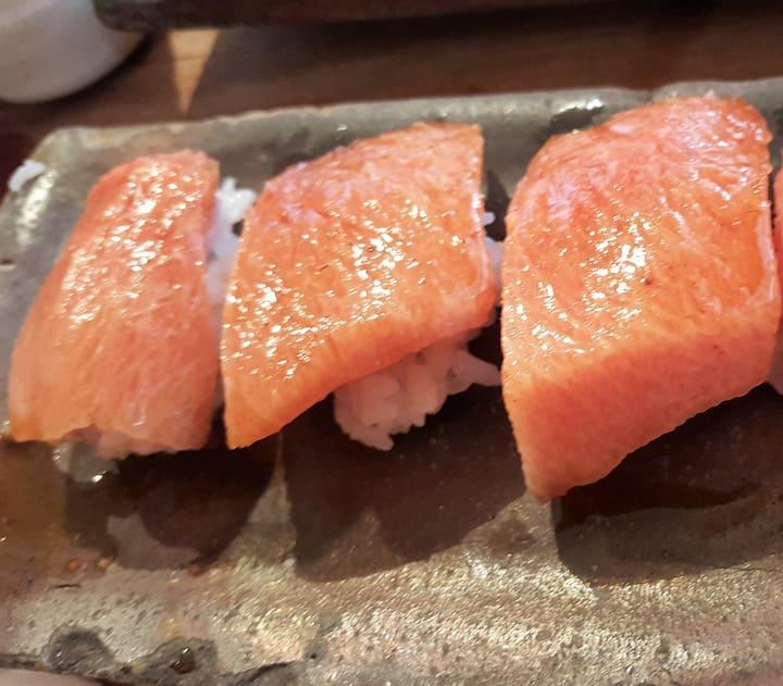 Sushi: Nigiri, Sashimi & Maki