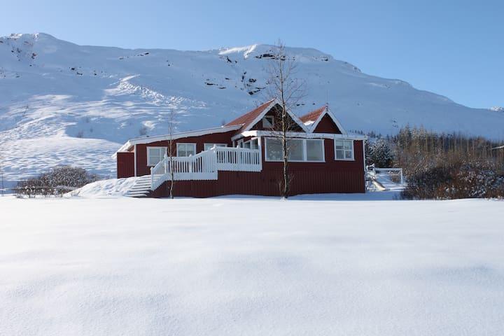 Vörðufell    Villa at Golden Circle
