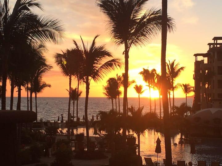 Luxury beach Villa in Nuevo Vallarta Resort/Spa