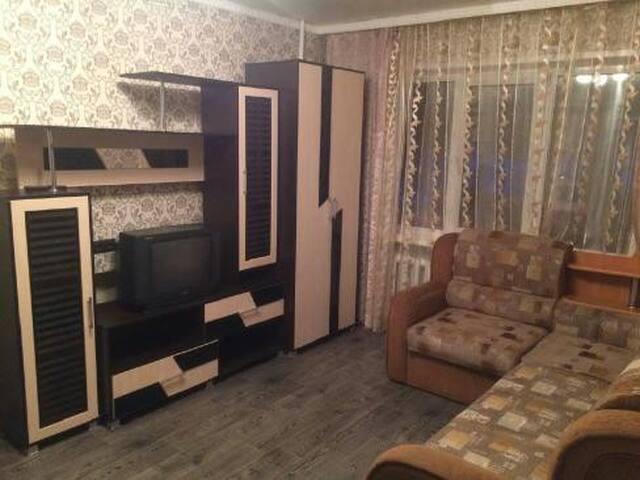 Квартира в хорошем районе