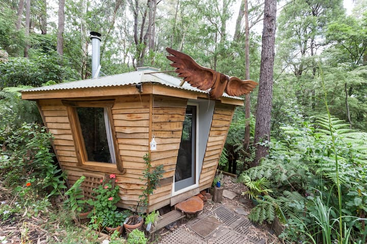 Riverside Sanctuary & Fern Bathing - Warburton - Cabana