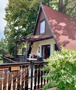 Finnhütte Menz am Roofensee