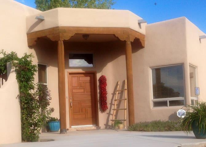 Three bedroom Spanish Hacienda - Rio Rancho - Huis