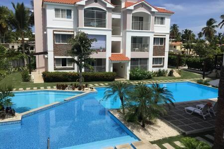 Punta Cana Corte Sea Residential privado + wifi