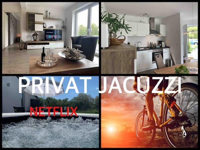 QUALITY  APARTMENT - PRIVATE JACUZZI - WINTERBERG
