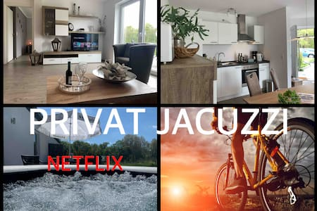 QUALITY  APARTMENT - PRIVATE JACUZZI - WINTERBERG
