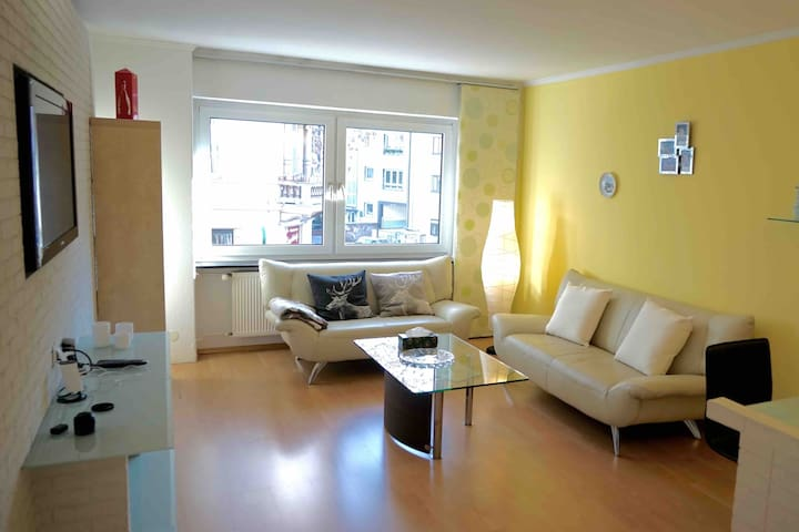 Central Cozy Condo Perfect For Messe and Tourists