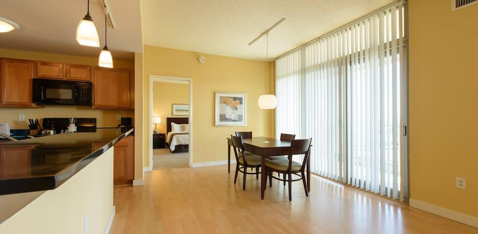 LuxiaSuites Christina Landing - Wilmington - Appartement