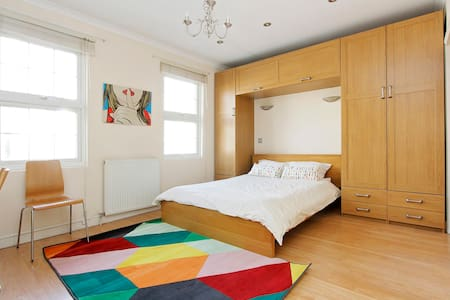 Self-contained aparment in Central London - London - Apartment