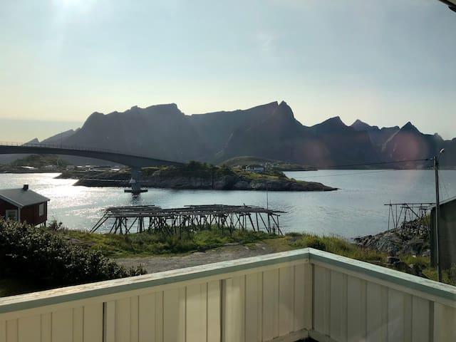 View from room Vestfjorden