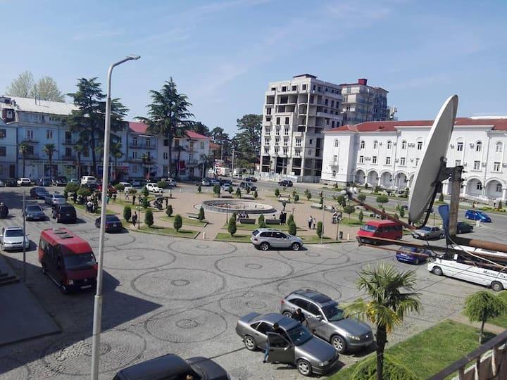 Добро пожаловать на лазурном берегу Черного моря