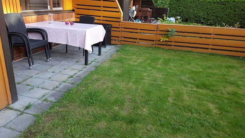 Leilighet til leie nær Oslo sentrum  og skog. - Oslo - Apartment