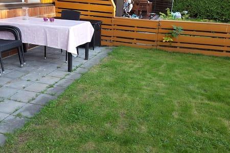Leilighet til leie nær Oslo sentrum  og skog. - Oslo