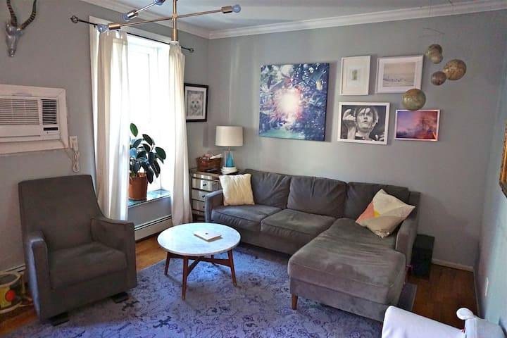Dreamy Brownstone Brooklyn Duplex