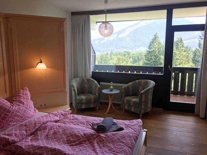 Spa-Apartment Simona mit Panoramablick