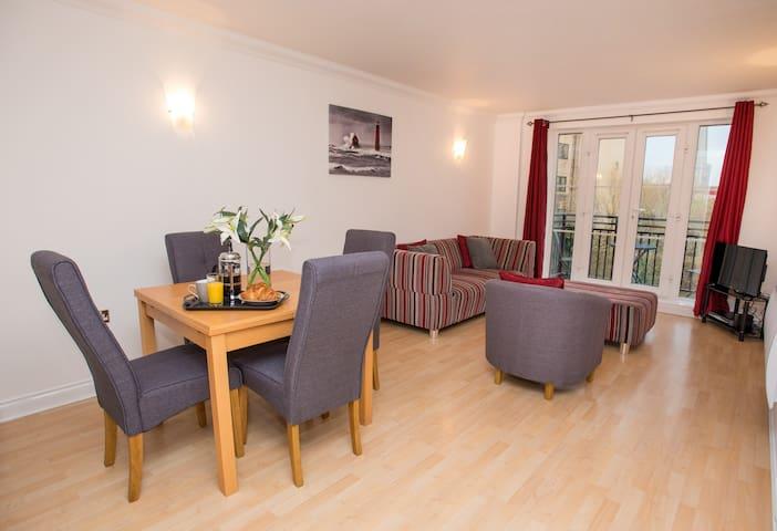 High Quality Serviced Apartment - RSH 1