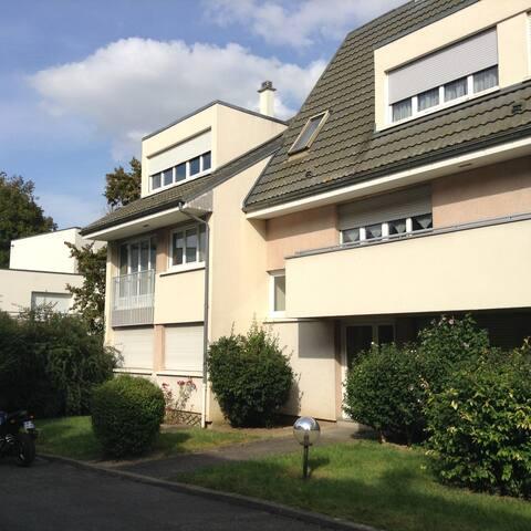 residence les Gentilhommières - Lagny-sur-Marne - Lägenhet