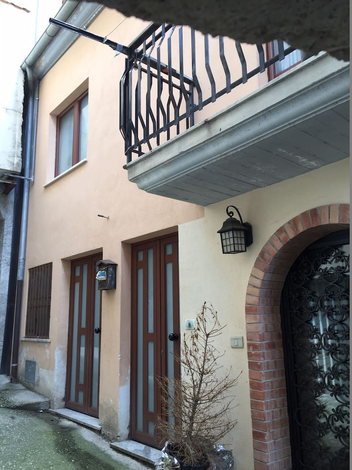 alloggio a ridosso dell'isola pedonale Borgo