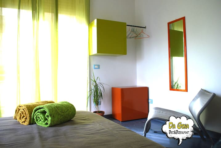 The Place - Double room with bathroom - Salerno - Pousada