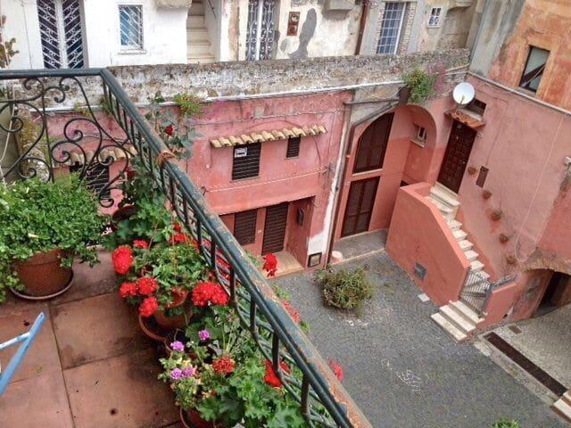 Romantico vicino al mare - San Felice Circeo - Huis