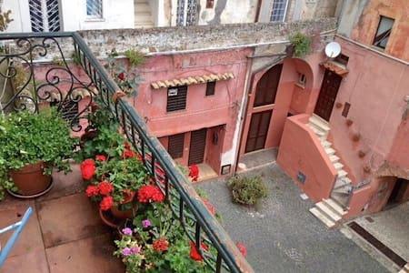 Romantico vicino al mare - San Felice Circeo - Casa