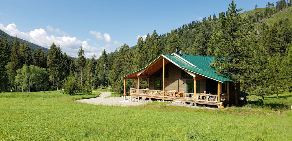 Luxury Lodge with stunning view