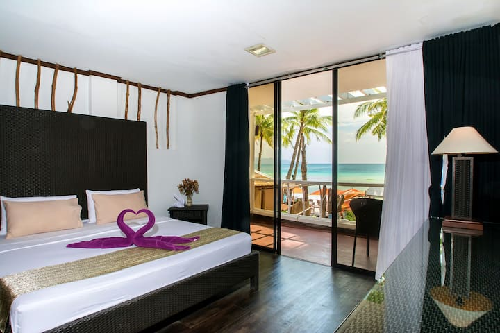 Ocean view room with terrace - Malay - Wohnung
