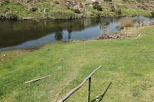 Breede River, fishing, catch and release, bass and carp
