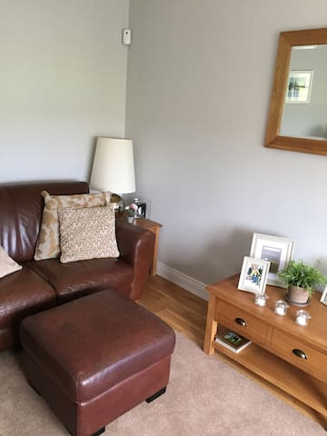 Friendly home, near Dublin airport and city centre