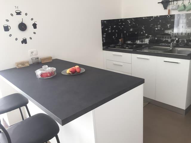 Modica Appartamento comodo e luminoso.