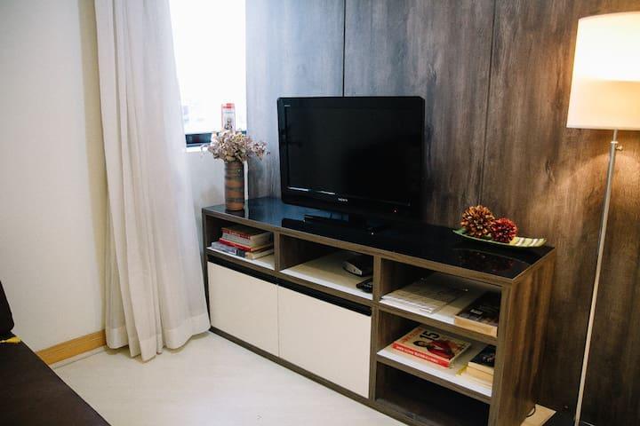 TV a cabo & Wi-fi
