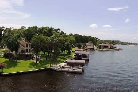 Lake Conroe Waterfront Home - Montgomery - House