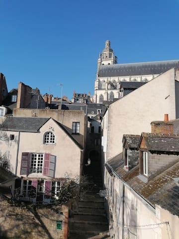 Appartement plein centre-ville de Blois