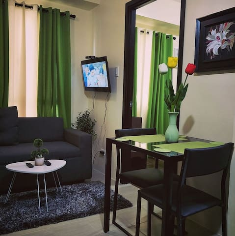 A Refreshing Condo Unit near BGC, Ortigas, Makati
