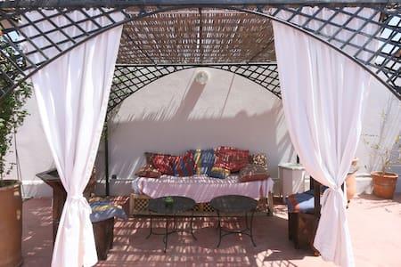 Literary Riad / Zen Souks - Médina Marrakech WIFI - Marrakech