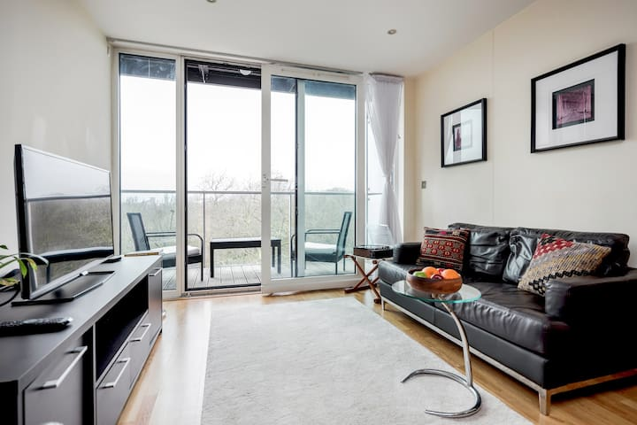 Park view 1 bed
