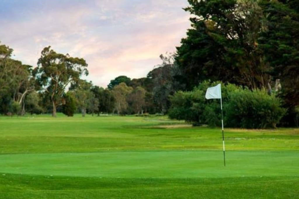 Rossdale Golfcourse