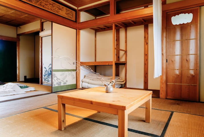 Japanese Traditional Room - Taketoyo, Chita District
