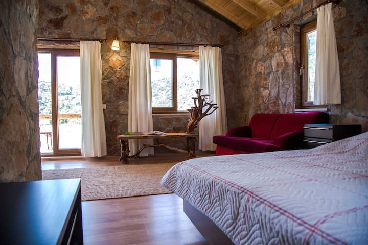 Secluded Stone-House  Babakamp Glamping Oludeniz