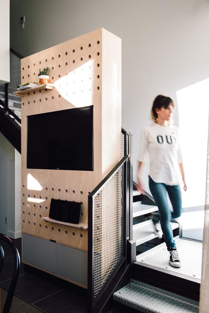 Ultimo Loft Suite