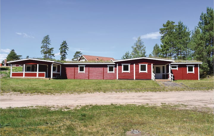 Awesome home in Ljungby with 1 Bedrooms