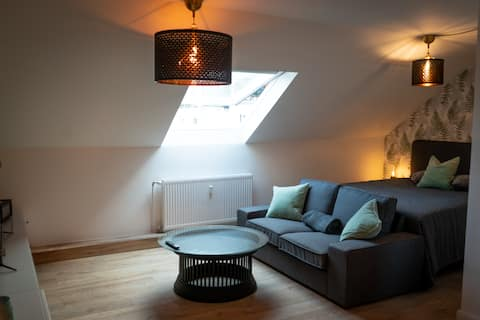 Newly renovated flat in the heart of Butzbach