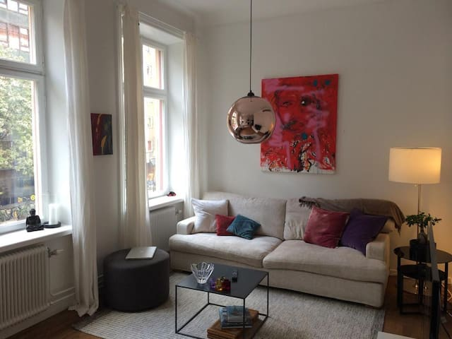 Fantastic apartment in central Stockholm